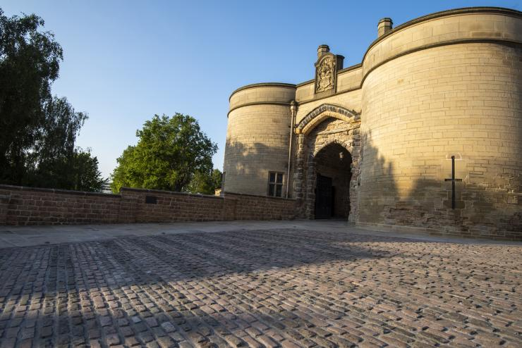 Nottingham Castle Trust - PHOTO CREDIT TRACEY WHITEFOOT