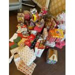 A raft of gifts and goodies provided by Erewash Sound listeners