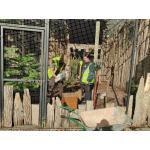 DCG Broomfield Hall students at Drayton Manor Zoo