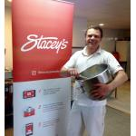 David Stacey - owner of Stacey's Bakery