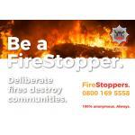 Firestoppers 0800 169 5558