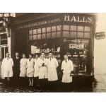 Mr Arthur Hall opened his first salon in Long Eaton in 1920