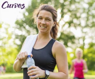 Win a 3-month gym membership with Curves Ilkeston and Erewash Sound!