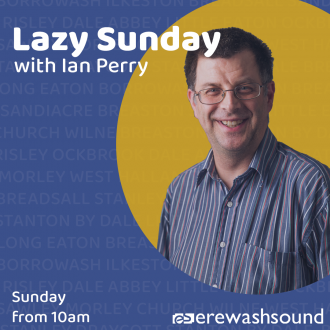 Lazy Sunday with Ian Perry - Sunday at 10am
