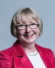 Erewash MP Maggie Throup