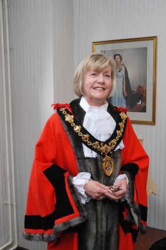 Mayor of Erewash - Councillor Beardsley