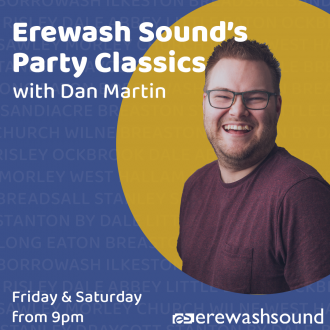 Dan Martin hosts Party Classics, Friday and Saturday from 9pm