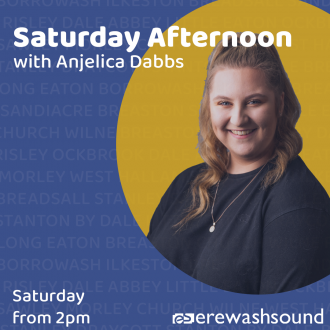 Saturday afternoon with Anjelica Dabbs