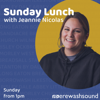 Sunday Lunch with Jeannie Nicolas - 1pm